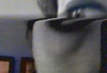 Self Portraits with glitch